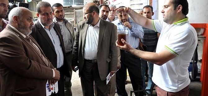 Gazze'de biyodizel üretim 7