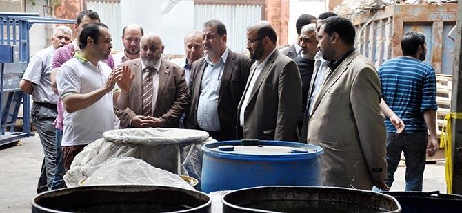 Gazze'de biyodizel üretim 8