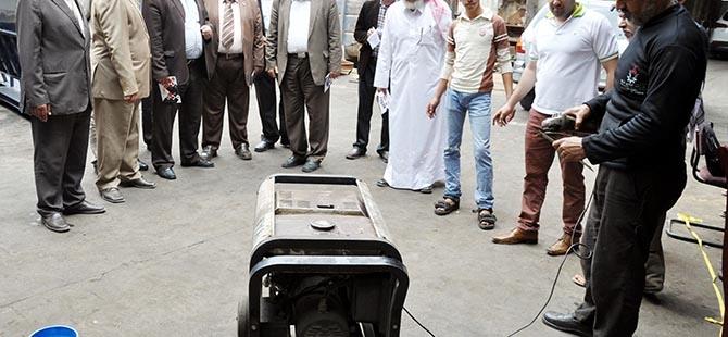 Gazze'de biyodizel üretim 9