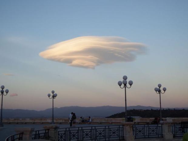 En tuhaf görünümlü bulutlar 15