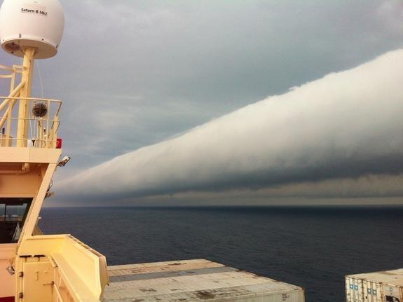 En tuhaf görünümlü bulutlar 2