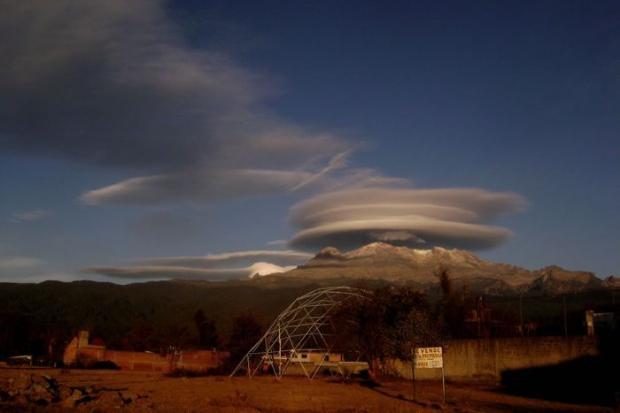En tuhaf görünümlü bulutlar 22
