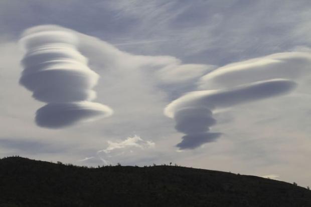 En tuhaf görünümlü bulutlar 27