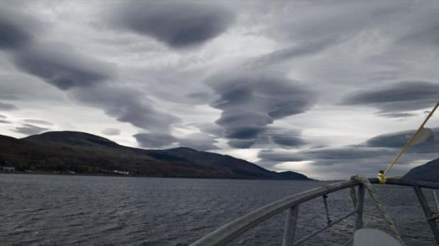 En tuhaf görünümlü bulutlar 28