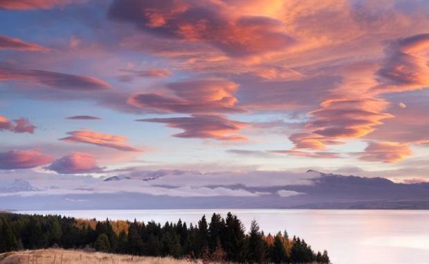 En tuhaf görünümlü bulutlar 33