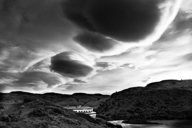 En tuhaf görünümlü bulutlar 35