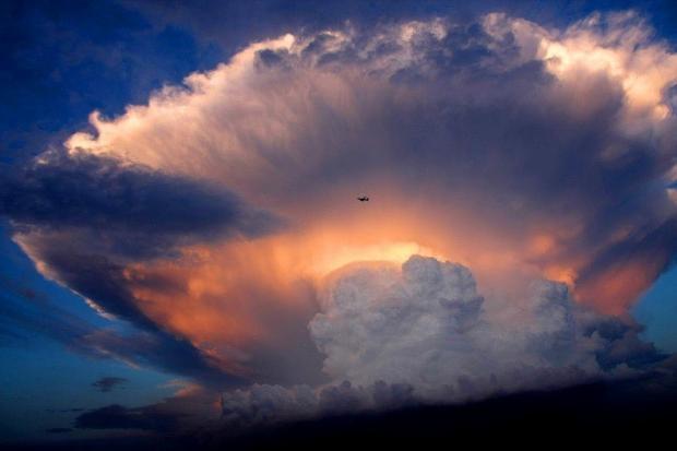 En tuhaf görünümlü bulutlar 39