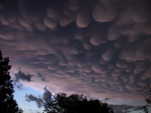 En tuhaf görünümlü bulutlar 41