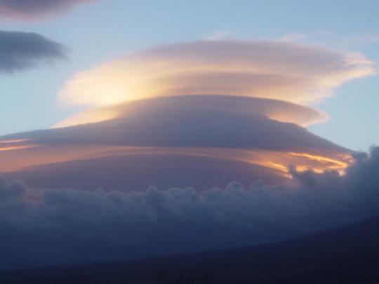 En tuhaf görünümlü bulutlar 46