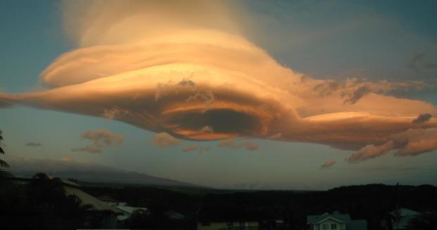 En tuhaf görünümlü bulutlar 47