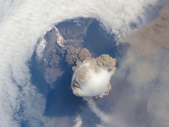 En tuhaf görünümlü bulutlar 5