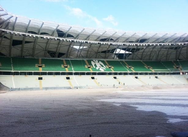 Konya yeni stadı inşaatı bitti 14
