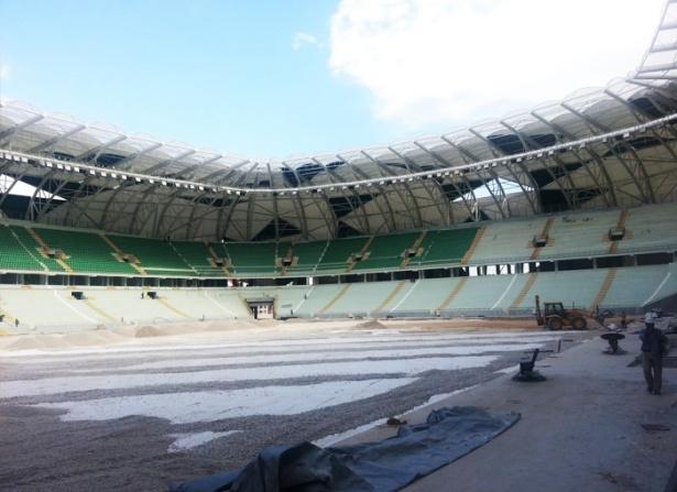 Konya yeni stadı inşaatı bitti 15