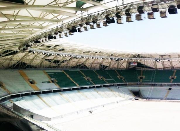 Konya yeni stadı inşaatı bitti 16
