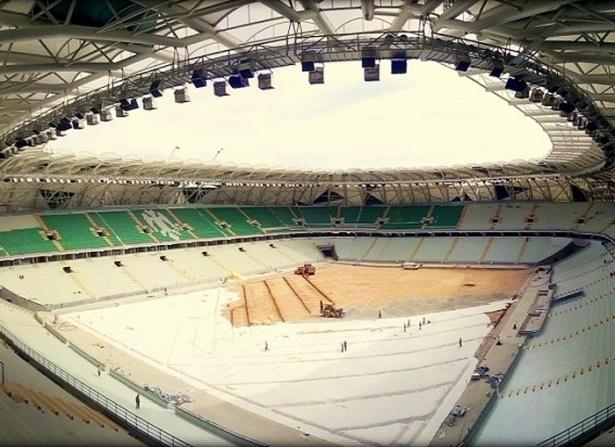 Konya yeni stadı inşaatı bitti 17