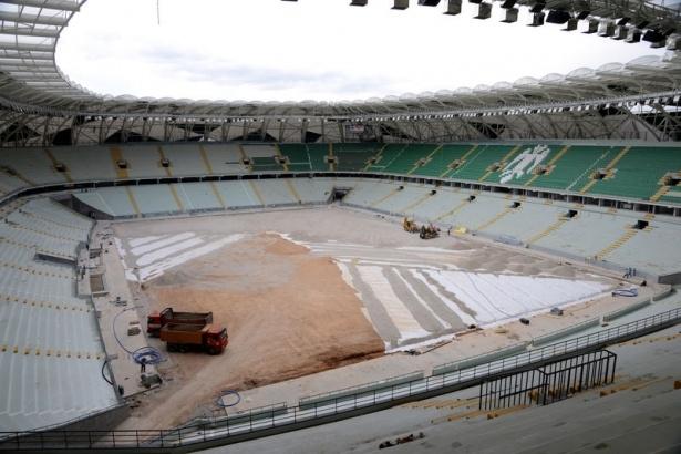 Konya yeni stadı inşaatı bitti 4