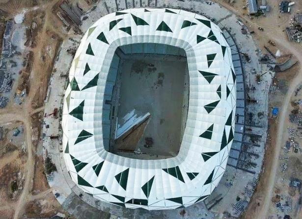 Konya yeni stadı inşaatı bitti 7