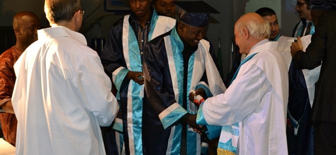 Mevlana Üniversitesi ilk mezunlarını verdi 2