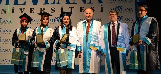 Mevlana Üniversitesi ilk mezunlarını verdi 5