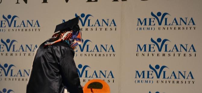 Mevlana Üniversitesi ilk mezunlarını verdi 7