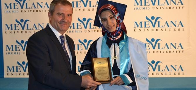 Mevlana Üniversitesi ilk mezunlarını verdi 8