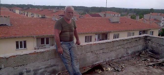 Çatıdan düşen işçi hayatını kaybetti 1