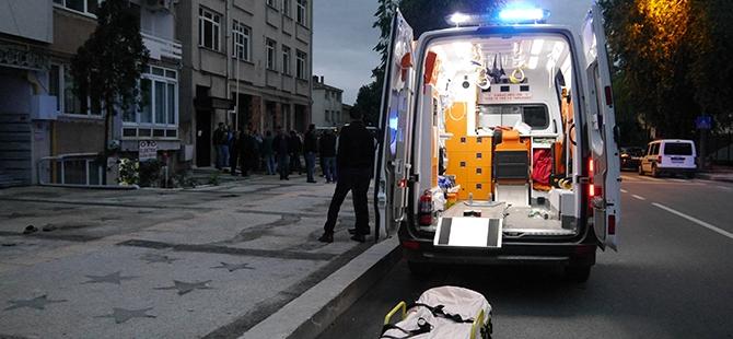 Çatıdan düşen işçi hayatını kaybetti 7