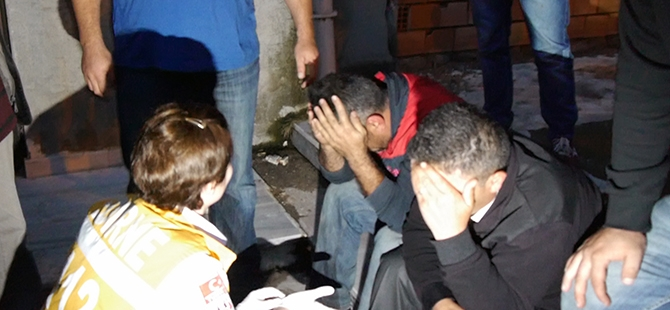 Çatıdan düşen işçi hayatını kaybetti 9