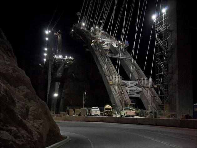 Bir mühendislik şaheseri 'Mega köprü' 10