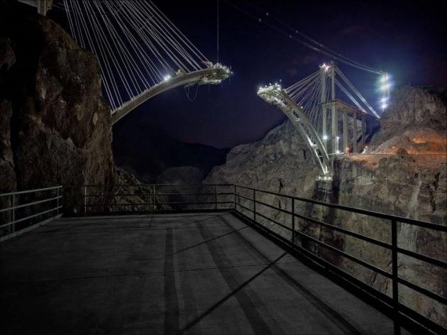 Bir mühendislik şaheseri 'Mega köprü' 11