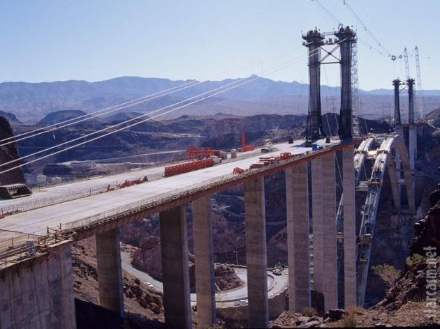 Bir mühendislik şaheseri 'Mega köprü' 15