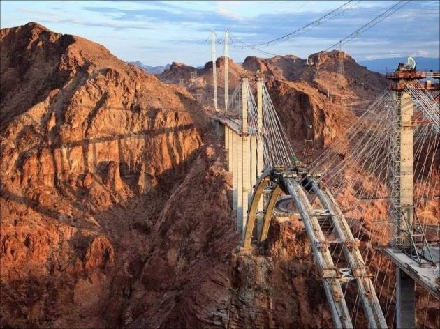 Bir mühendislik şaheseri 'Mega köprü' 18