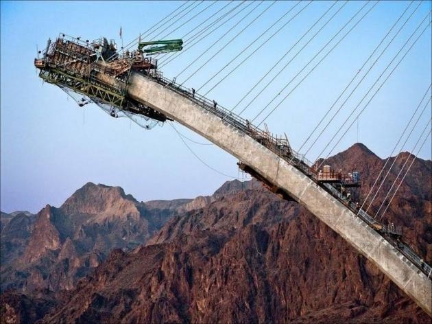 Bir mühendislik şaheseri 'Mega köprü' 2