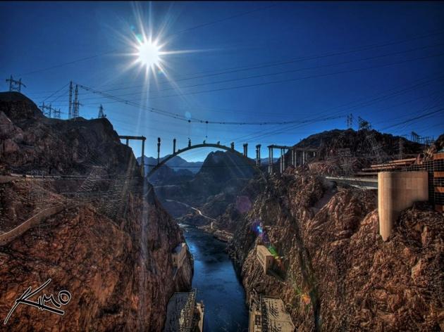 Bir mühendislik şaheseri 'Mega köprü' 21