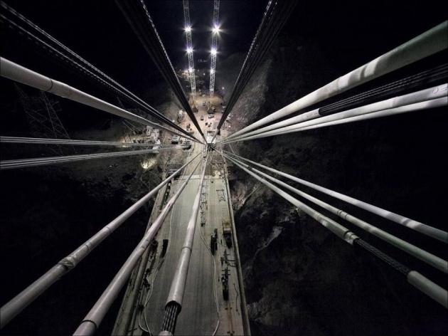 Bir mühendislik şaheseri 'Mega köprü' 22