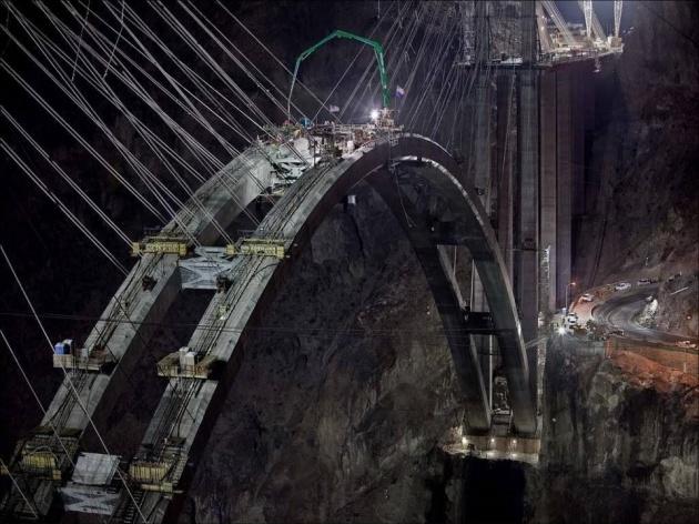 Bir mühendislik şaheseri 'Mega köprü' 25