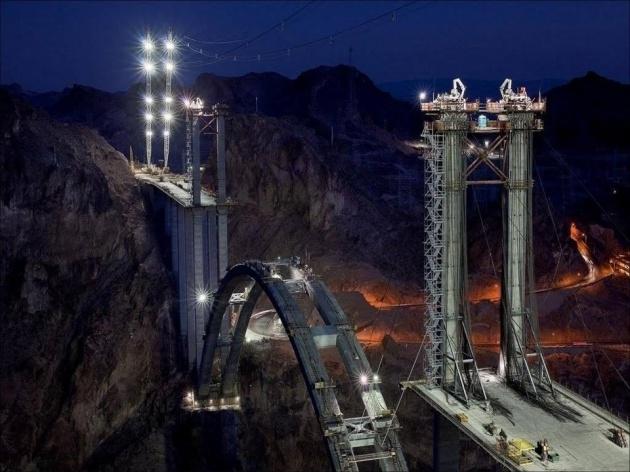 Bir mühendislik şaheseri 'Mega köprü' 27