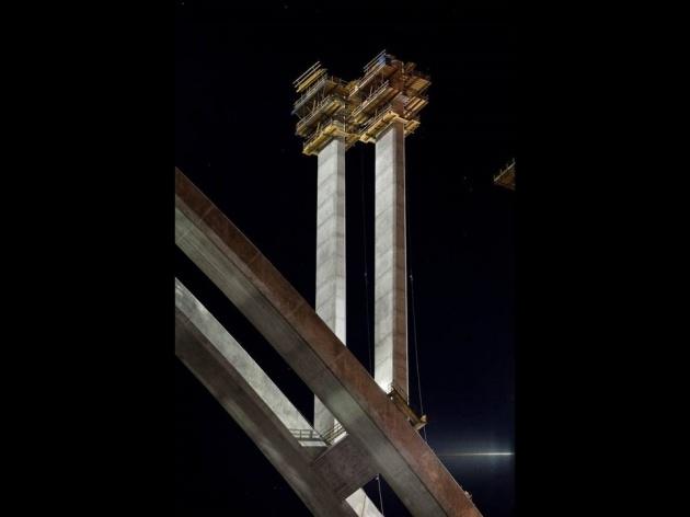 Bir mühendislik şaheseri 'Mega köprü' 28