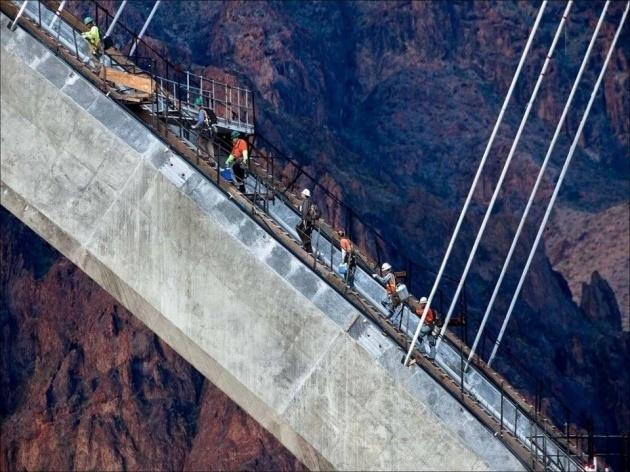 Bir mühendislik şaheseri 'Mega köprü' 3