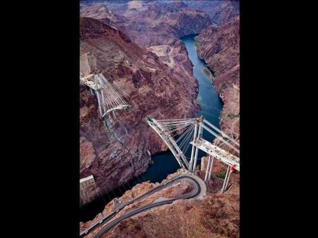Bir mühendislik şaheseri 'Mega köprü' 5