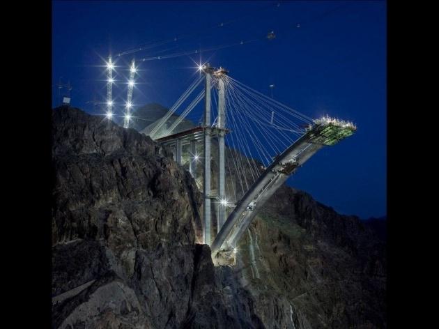 Bir mühendislik şaheseri 'Mega köprü' 6