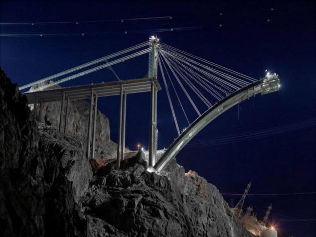 Bir mühendislik şaheseri 'Mega köprü' 7
