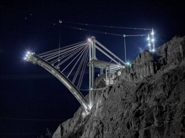 Bir mühendislik şaheseri 'Mega köprü' 8