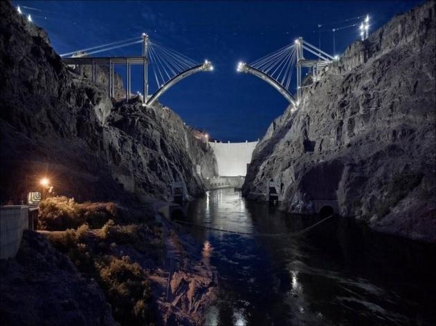 Bir mühendislik şaheseri 'Mega köprü' 9