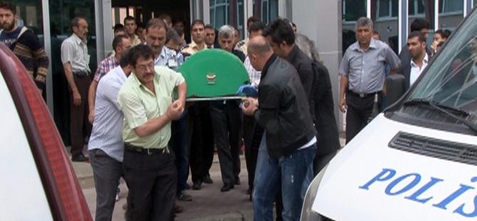 SÜ'de öğretim üyesi bıçaklanarak öldürüldü 9