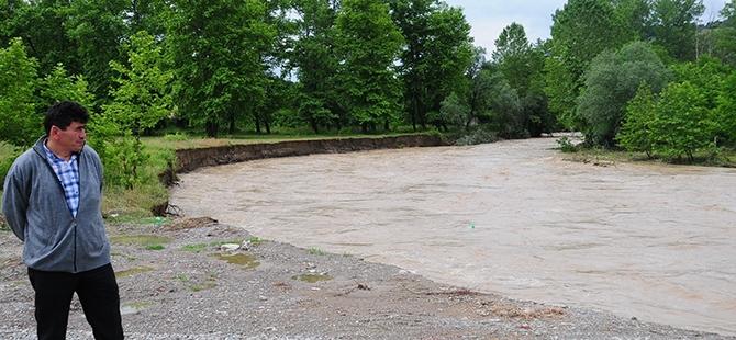 Zonguldak sular altında kaldı 13