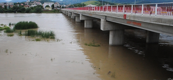 Zonguldak sular altında kaldı 14