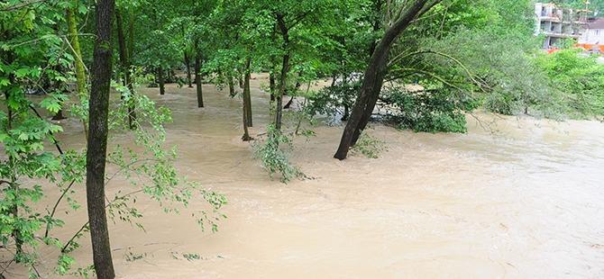 Zonguldak sular altında kaldı 15