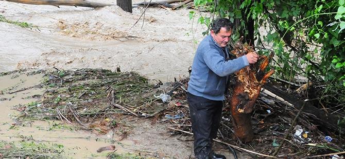 Zonguldak sular altında kaldı 16
