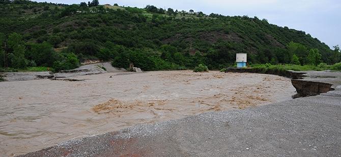 Zonguldak sular altında kaldı 17